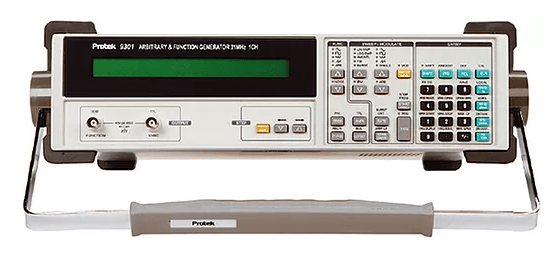 Protek 9301 Arbitrary & Function Generator (0.01uHz of resolution from  0.01uHz to 31MHz)